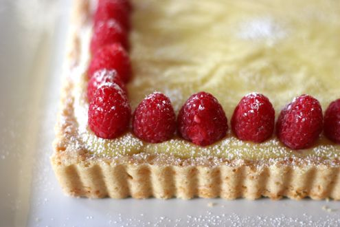 How I have fun: Meyer Lemon & White Chocolate Curd Tart | Notes on ...